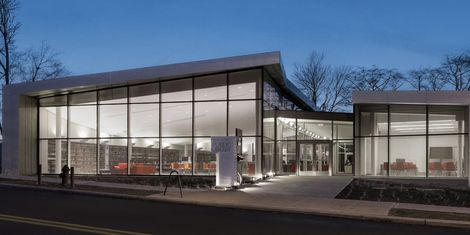 Mariners Library Staten Island