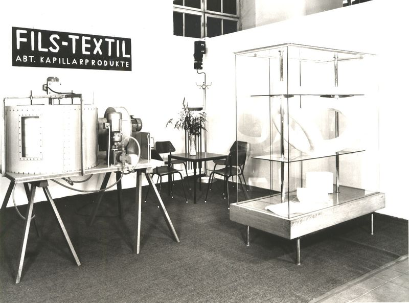 Messestand 1966